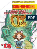 Panini Confidencial 18 Mini
