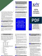 gpa exempt brochure 2015-16 final print shop