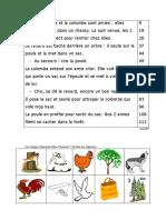 Poule 20rousse