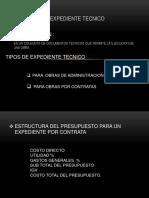 CLASE N° 01 EXPEDIENTE TECNICO.ppt