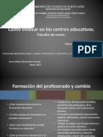 Cómo Innovar en Los Centros Educativos-OMBP