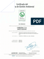 Iso 14001 Español - Condumex