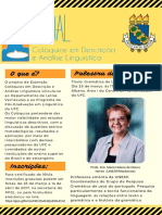Colóquios em Descrição e Análise Linguística - Palestra de abertura - Maria Helena-1