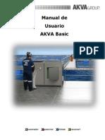 ES AKVA Basic Manual Usuario
