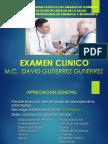 Clase Examen Clinico