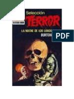 Hare Burton - Seleccion Terror 022 - La Noche de Los Lobos