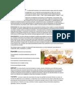 VITAMINA B7 nutricion