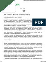 Brasil Energia - Renegociação