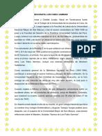 Biografía Luis Fabio Xammar