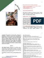 Quaresma de São Miguel Arcanjo Arquivo Paroquial