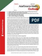 ScotiaBank JUL 30 Asia_Oceania Weekly Outlook