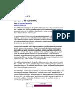 EL PUNTO DE EQUILIBRIO Gestiopolis.doc
