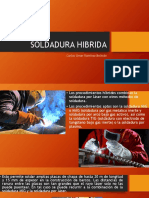 SOLDADURA HIBRIDA