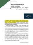 BORTOLUCI & PINHEIRO. Contemporâneo Clássico - A Recepção de Pierre Bourdieu No Brasil
