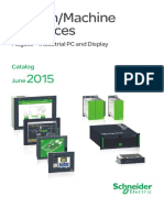 HMI Industrial PC and Display 2015EN