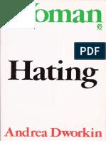 Woman Hating - Andrea Dworkin - pdf.pdf