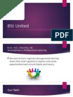 BSI United