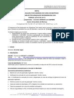 Engenharia Civil Edital Unifimes
