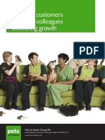 Pets at Home Report 2014