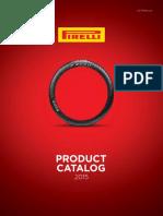 Pirelli Product Catalog 2015