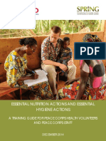 Peace Corps Health Training Guide Final