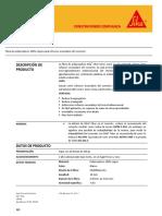 Fibra Polipropileno Para Refuerzo Secundario de Concreto Sika Fiber