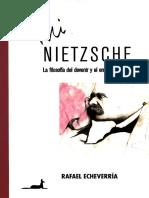 Mi Nietzsche-Rafael Echeverría
