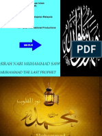 Sirah Nabi Muhammad Saw