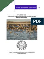 Los bienes y servicios de los ecosistemas