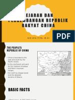 I. Sejarah Dan Perkembangan Republik Rakyat China.pptx