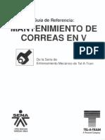 Mantenimiento Correas V