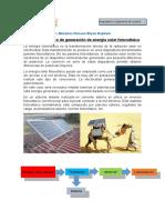 Sistema Dinámico de Generación de Energía Solar