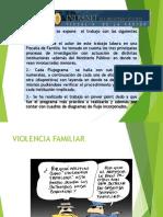 2017 Rol Fiscalia Civil y Familia Huancayo Violencia Entorno Familiar - Infractores 2017