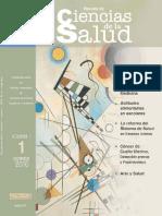 Ciencias de La Salud, Vol. 1, Nº 1, Jul-sep 2010