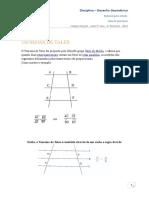 Material Para Estudo e Lista de Exerc 4 Bim 9 Ano