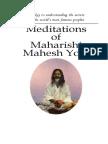MeditationsOfMaharishiMaheshYogi.pdf