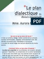5le Plan Dialectique