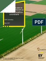 Alternativas Energeticas en Colombia