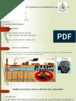 Fracking Tesis Diapositiva