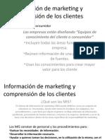 Información de marketing y comprensión de los clientes.pptx