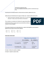 3. Hypothesis Testing 1 Sample. Notes