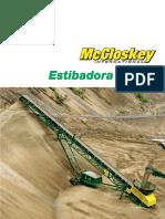 36x80 Conveyor Stacker Brochure Spanish