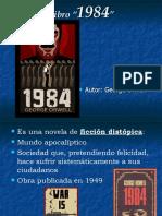 1984 Novela Utpica