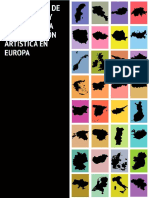 Residencias  para Aristas en Europa
