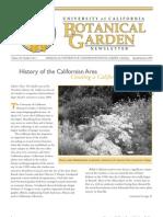 Spring-Summer 2003 Botanical Garden University of California Berkeley Newsletter