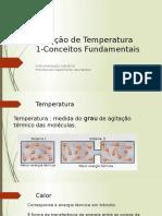 Conceitos Básicos de Temperatura