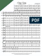 A Tisket, A Tasket Complete Score