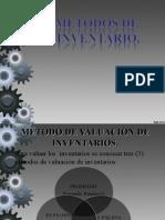 Metodos de Valuacion de Invenarios ,Peps, Ueps, Promedio.ppt