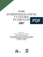Sonnia Romero - Antropologia social y cultural en Uruguay 2007.pdf