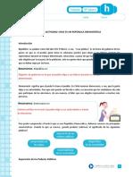 Chile es una Republica democràtica PAUTA FORMACION CIUDADANA.doc